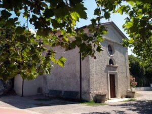 Chiesa Madonna del rosario - Contrada Radicosa